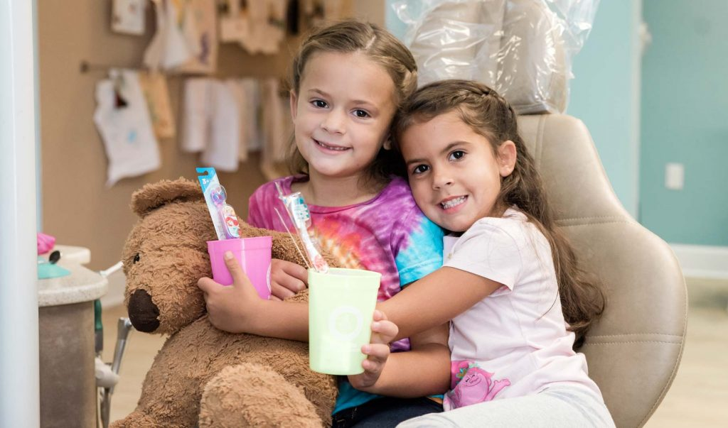 Nervous Children Dentistry
