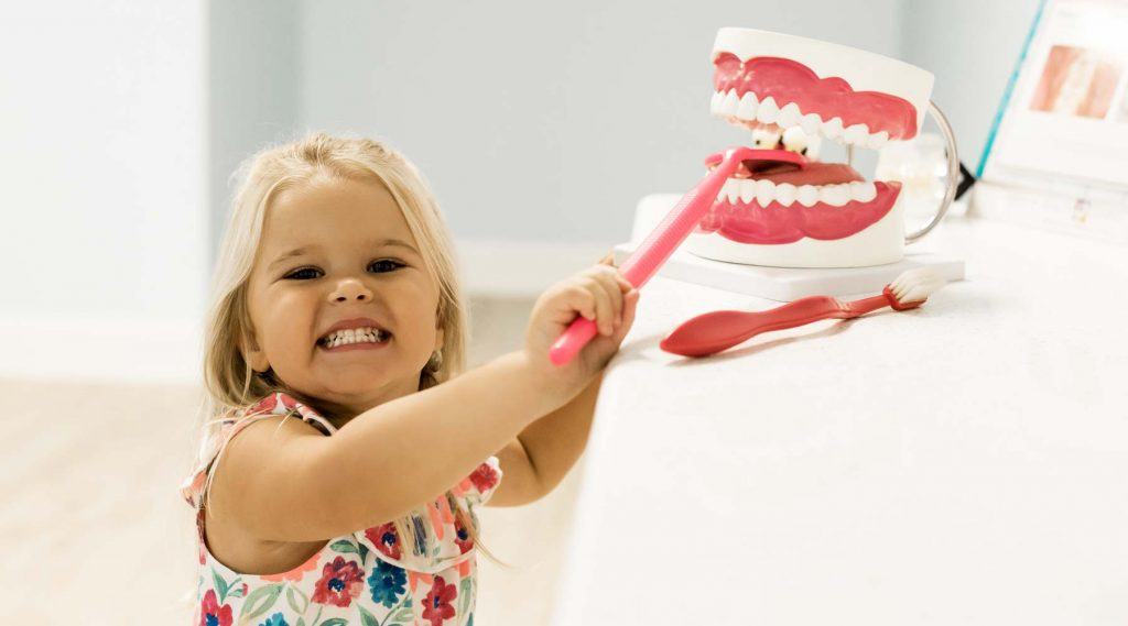 Tallahassee Pediatric Sealants and Spacers